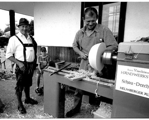 Erster Viechtauer Handwerkstag