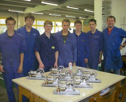 Projekt Vakuum-Motor